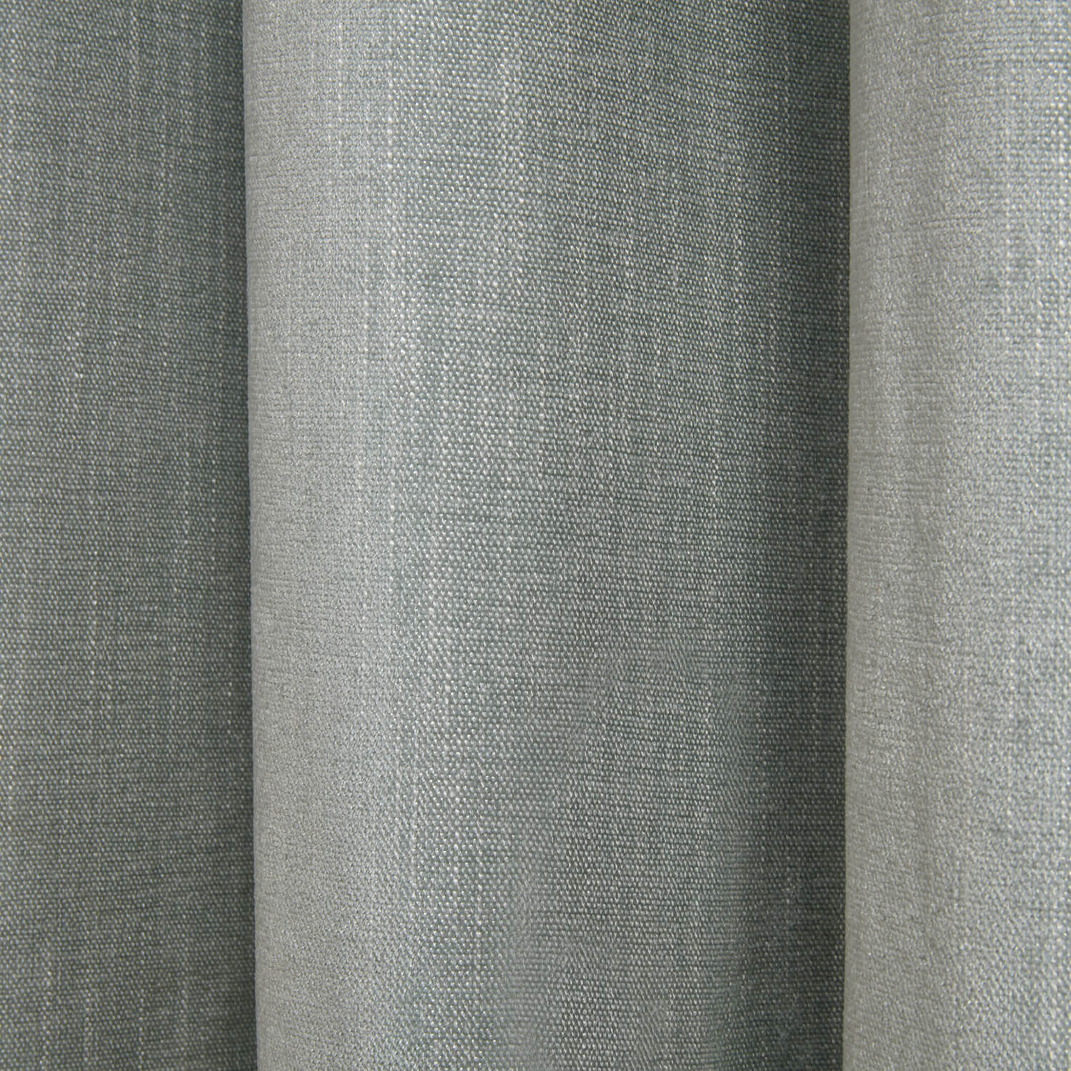 BLACKOUT & THERMAL METALLIC DUCK EGG 66x54 Curtain