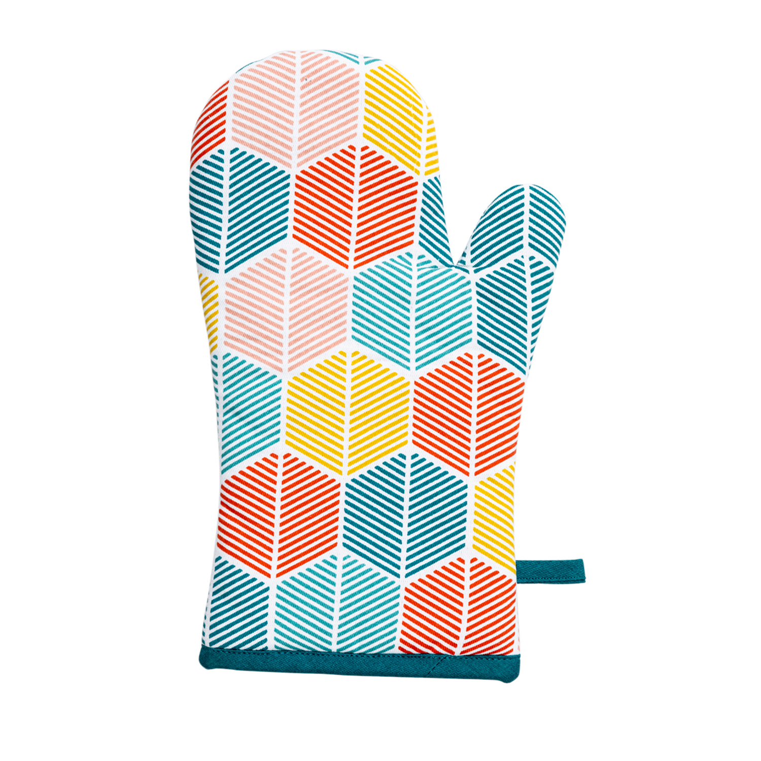 Griffen Teal Single Oven Glove