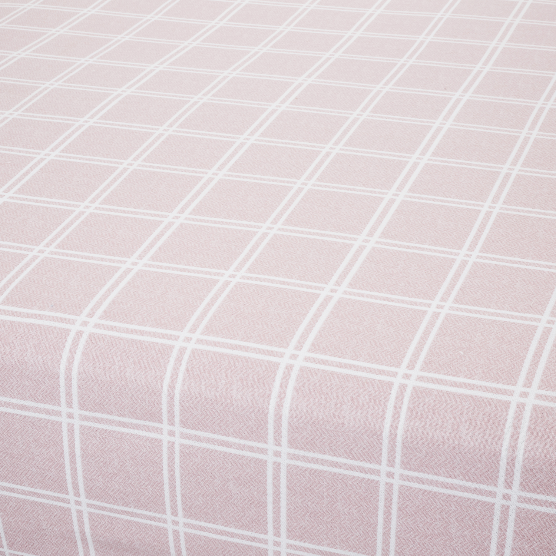 brushed cotton bartragh fitted sheet home store more. Black Bedroom Furniture Sets. Home Design Ideas