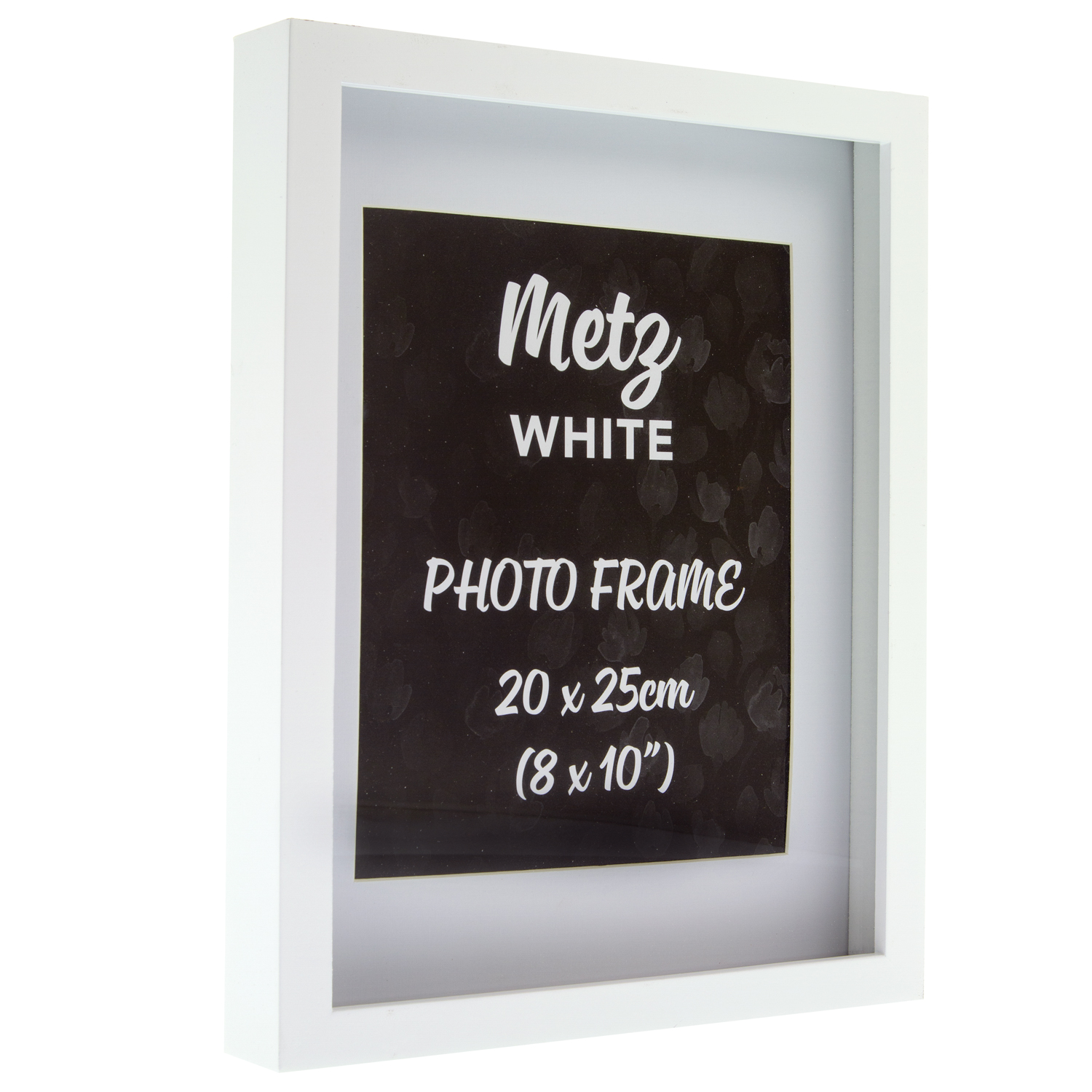Metz White Frame 8 X 10 Home Store More