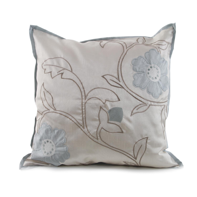 Alicia Duck Egg Cushion 45cm X 45cm