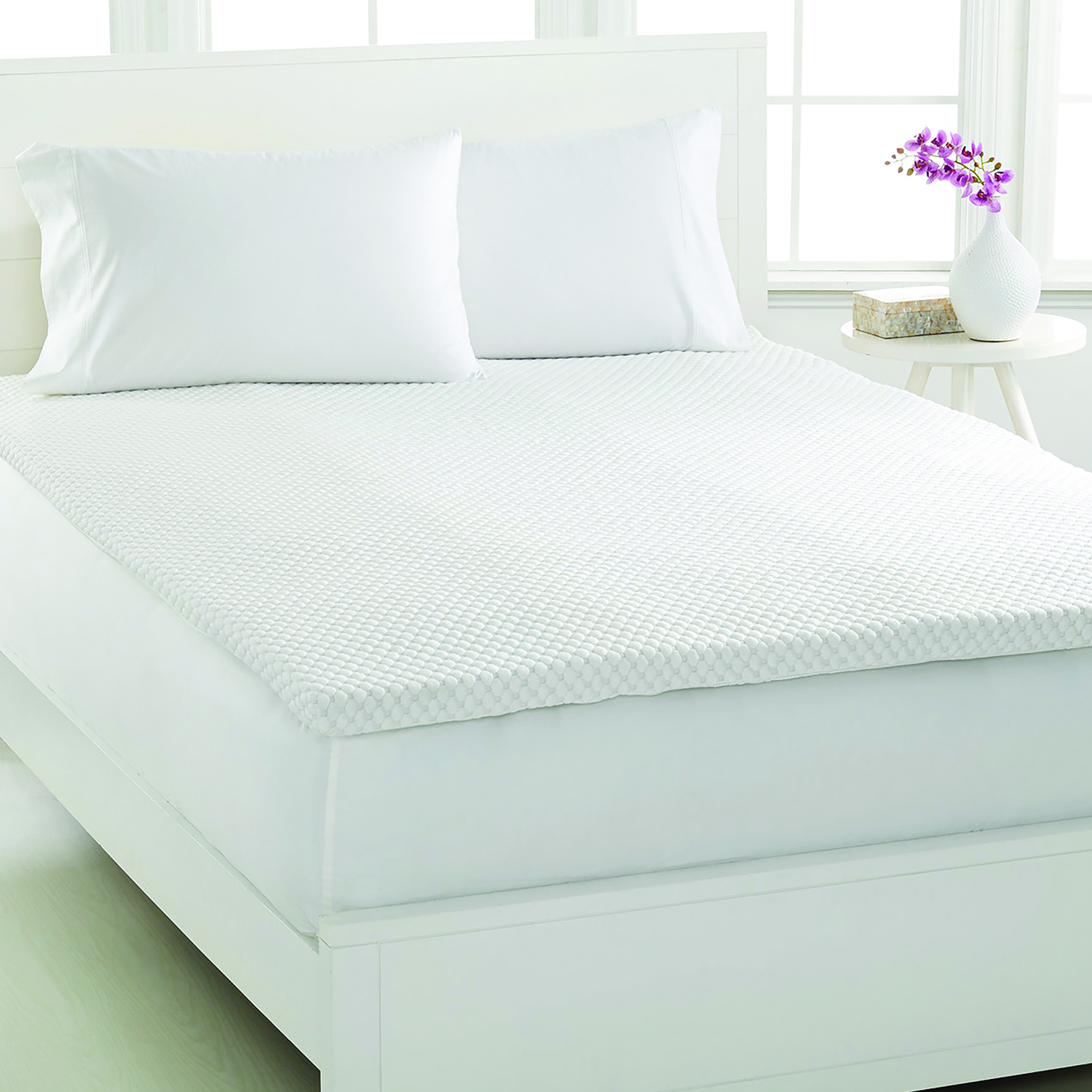 Premium Luxury Memory Foam Mattress Topper Home Store More