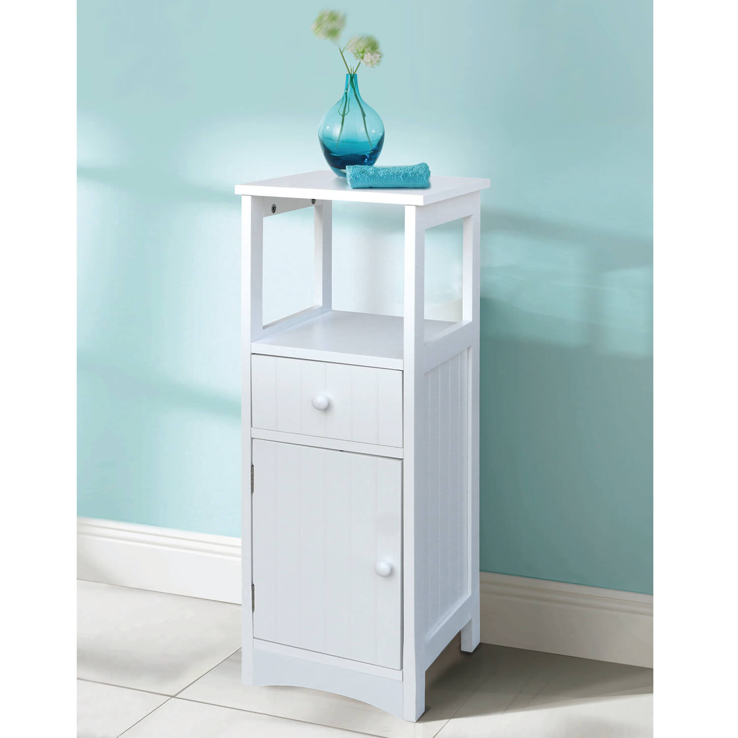 Vermont Bathroom Cabinet With Drawer Home Store More