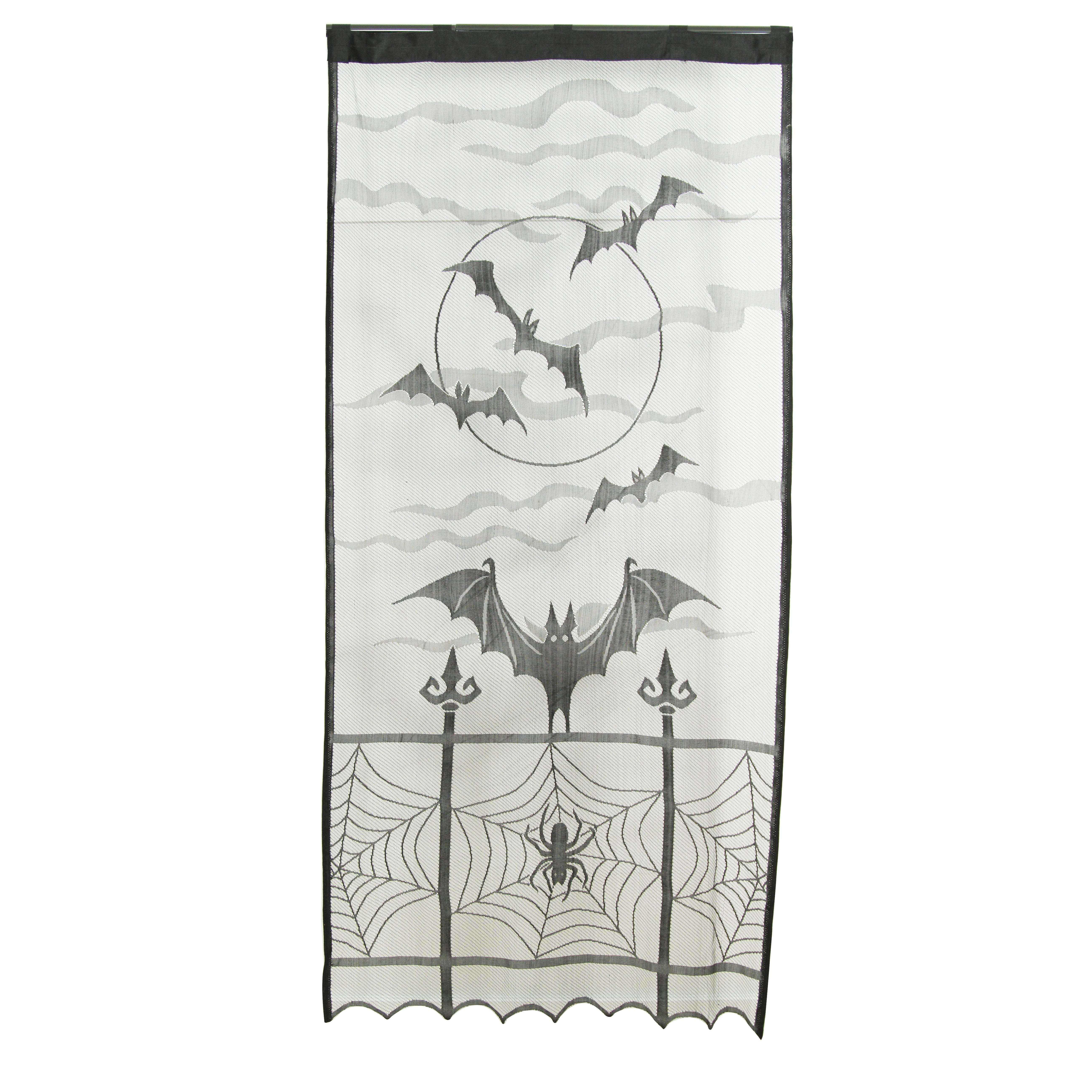 Images Halloween Creepy Door Curtains