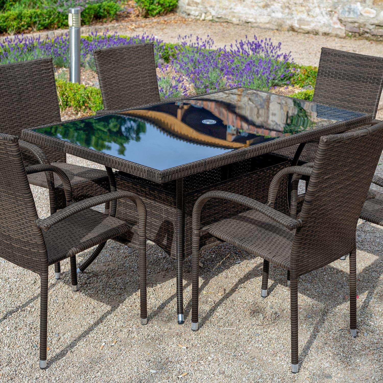 More Funiture: Santona Rattan Garden Furniture Set