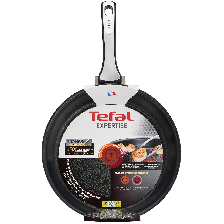 tefal expertise frying pan 32cm home store more. Black Bedroom Furniture Sets. Home Design Ideas