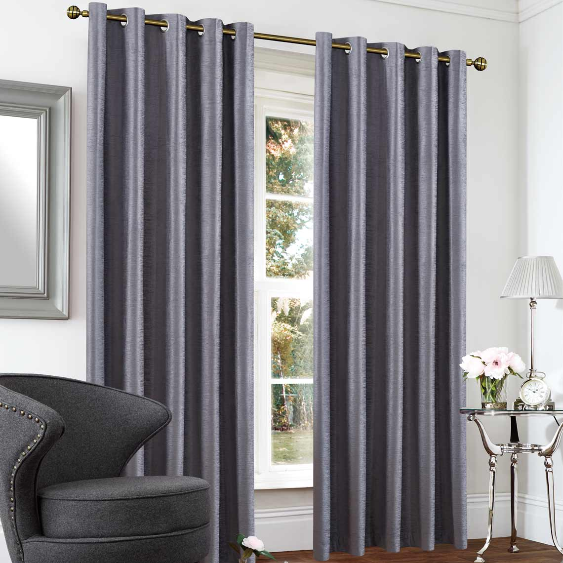 Blackout Amp Thermal Textured Curtains Home Store More