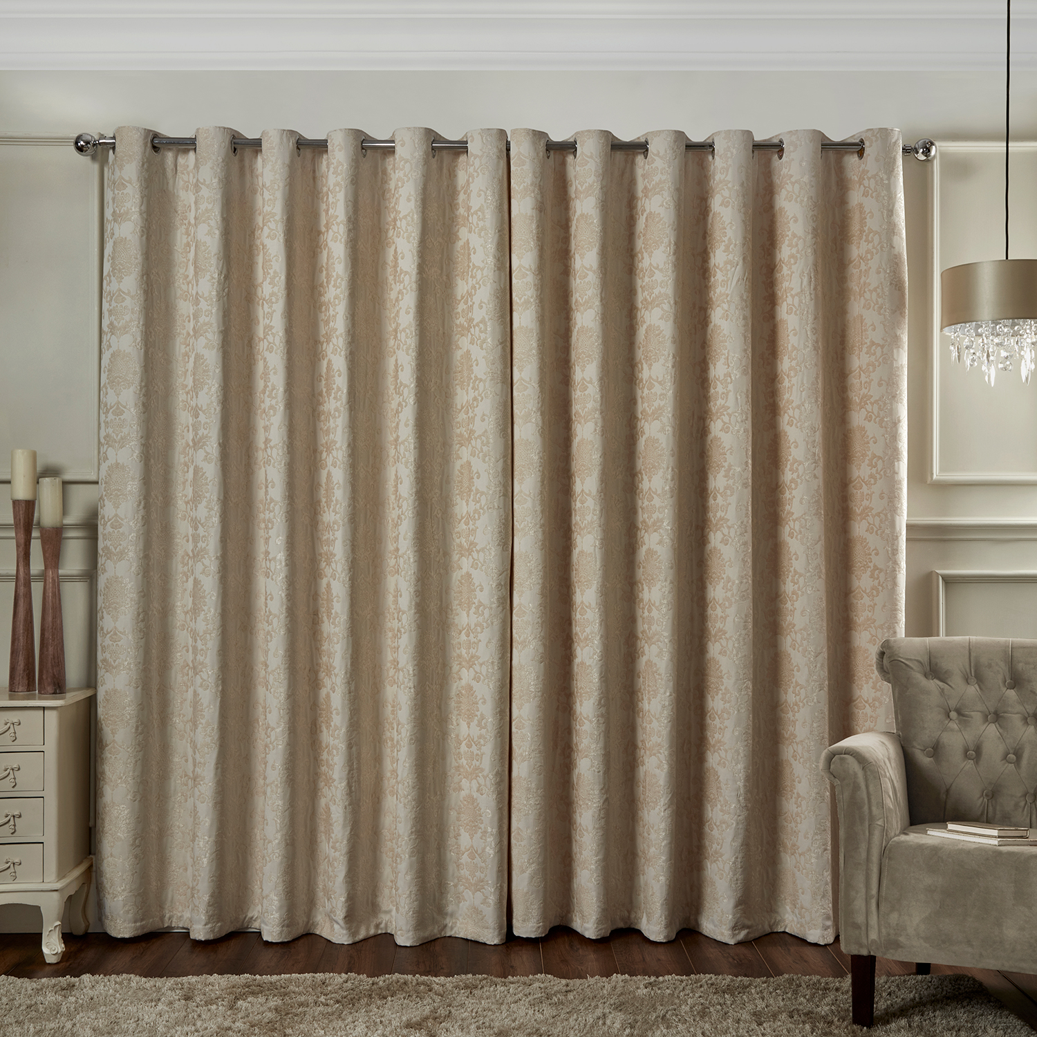 Home Store: Shelbourne Curtains
