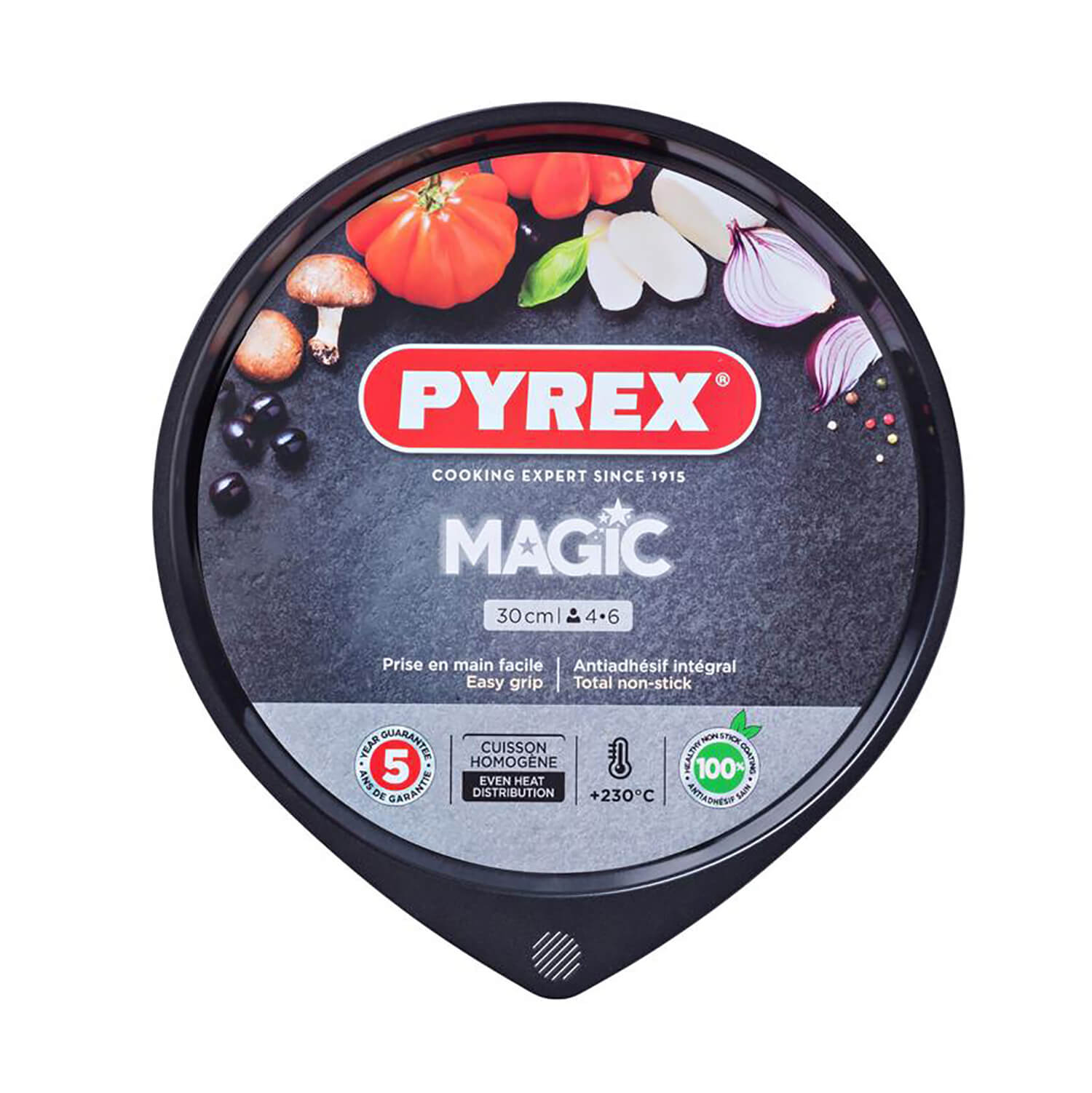 Magic Pizza Pan 30cm