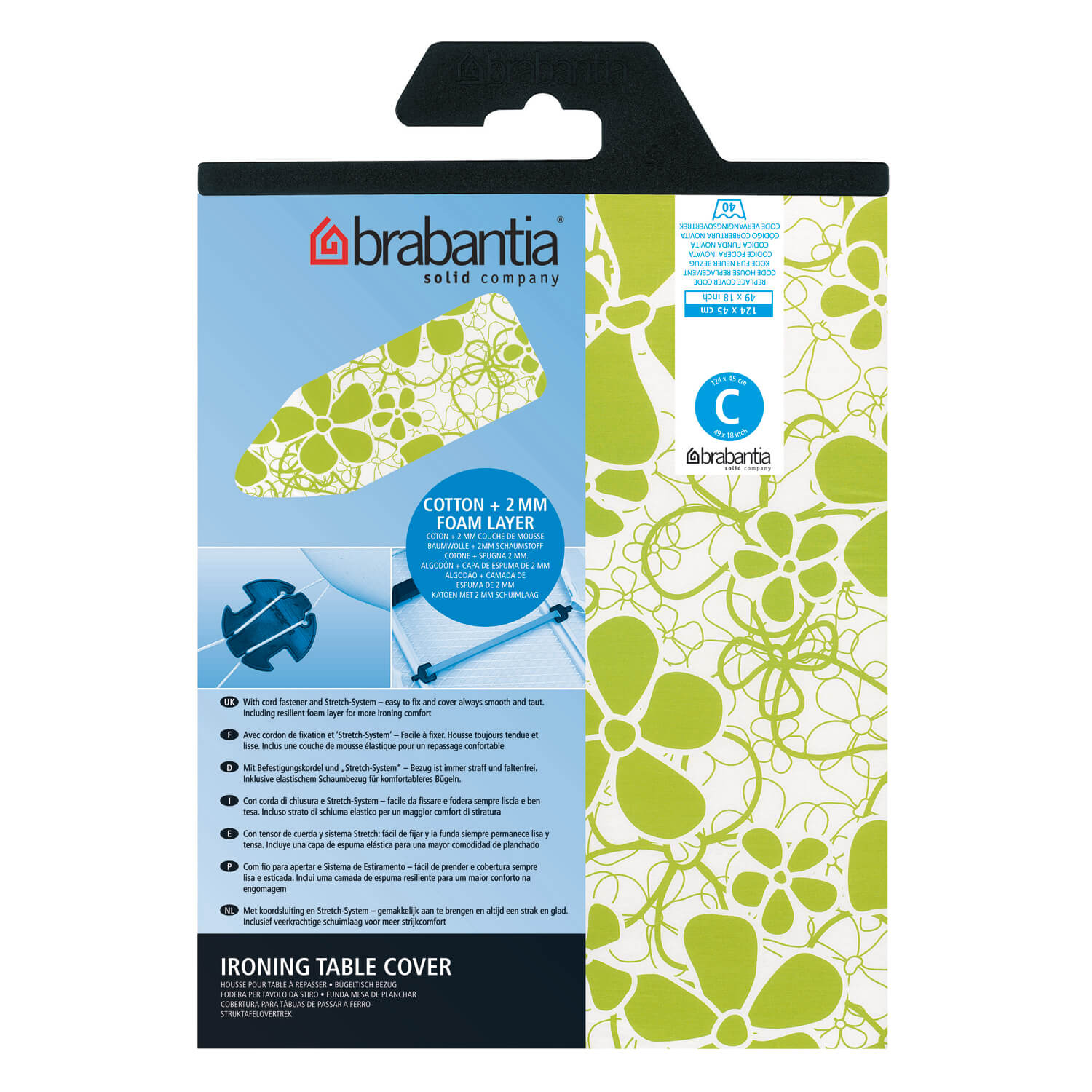 c03fe5492 Brabantia Ironing Table Cover - Home Store + More