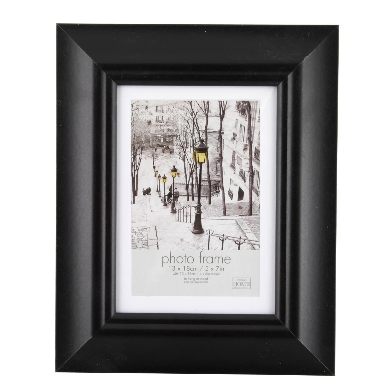 Simply Black Photo Frame 4\