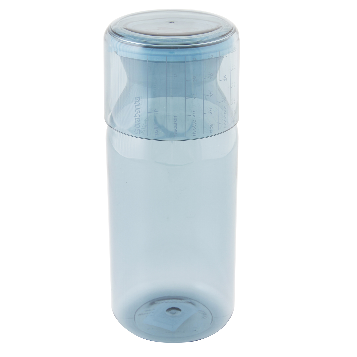 Brabantia Mint 13L Storage Jar with Measuring Cup Home Store More