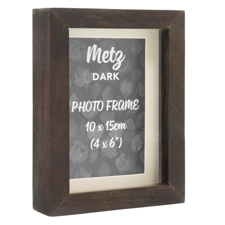 Metz Dark Frame 4 X 6 Home Store More