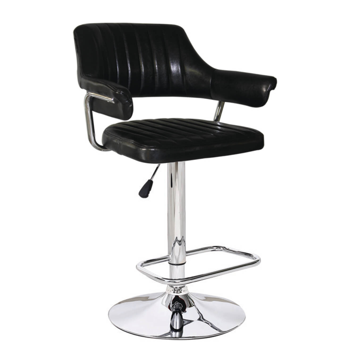 Belmont Bar Stool Black