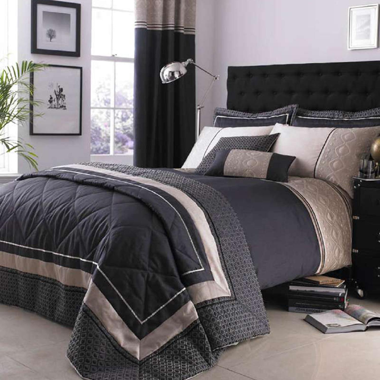 Household Stores: Luxury Geo Duvet Cover