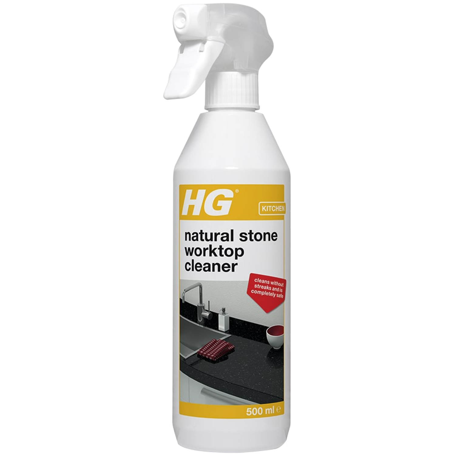 Hg Natural Stone Kitchen Top Cleaner 0 5l Home Store More
