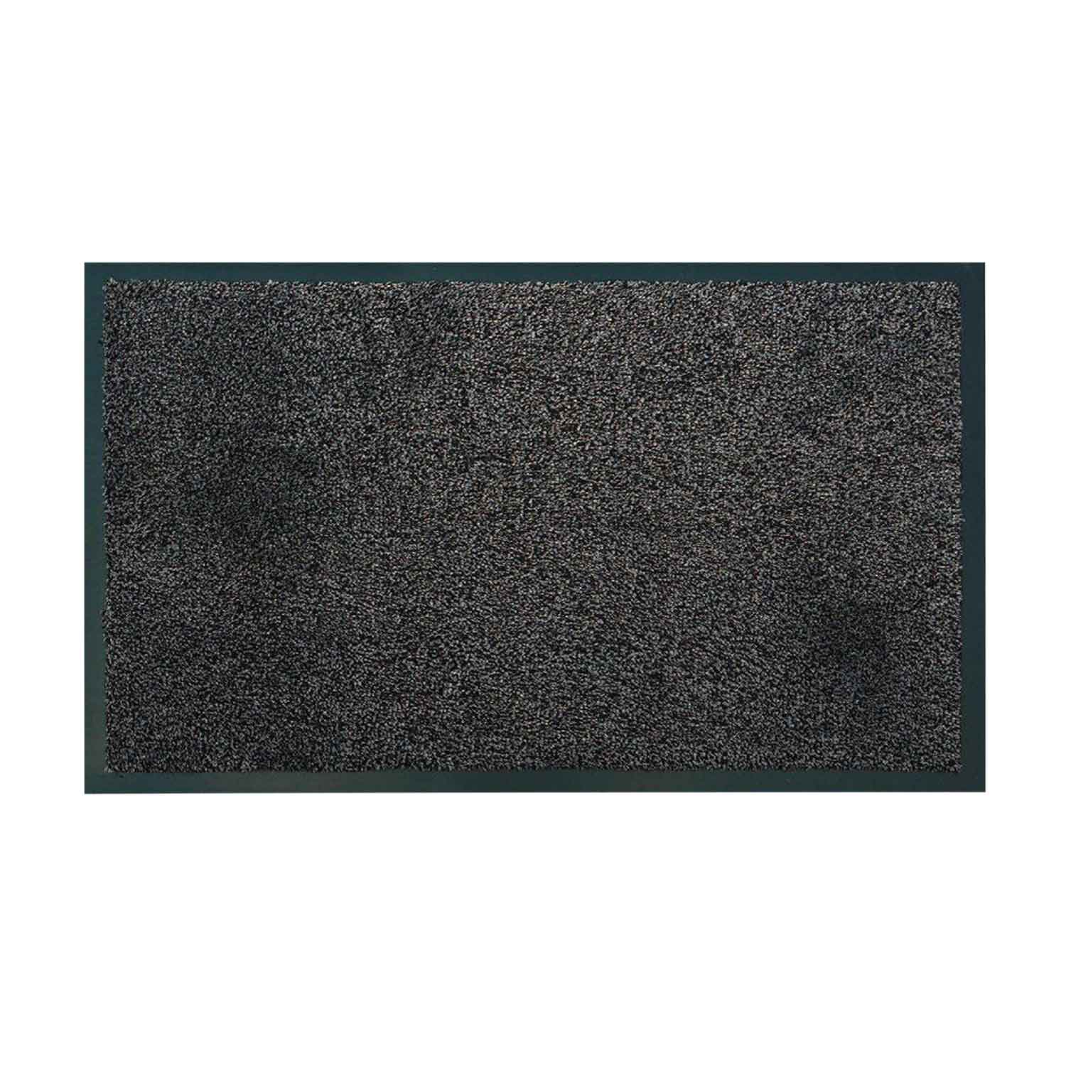 Chestnut Grove Washable Grey Door Mat Home Store More