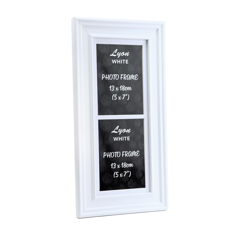 Double Lyon White Frame 5\