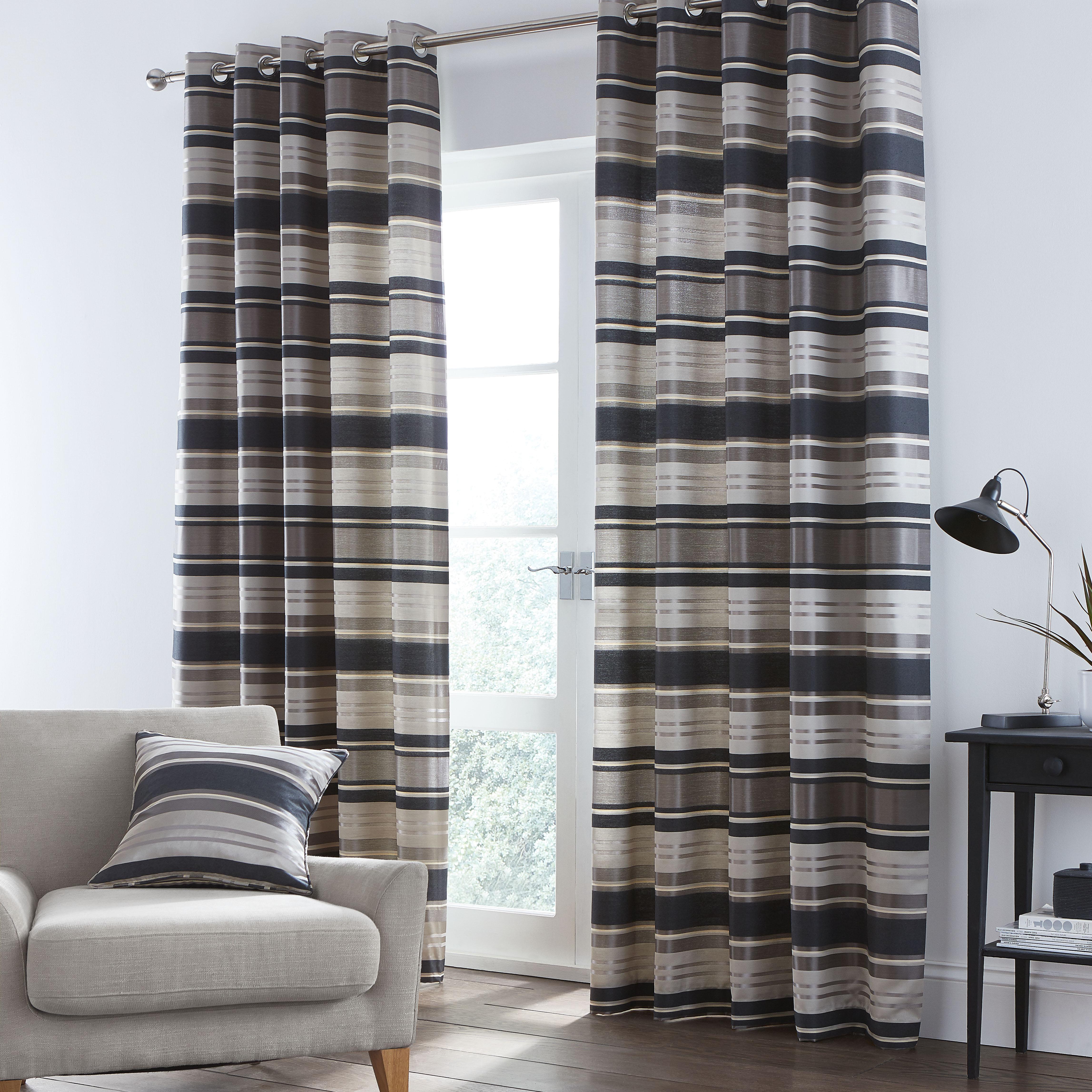 Images horizontal stripe curtains