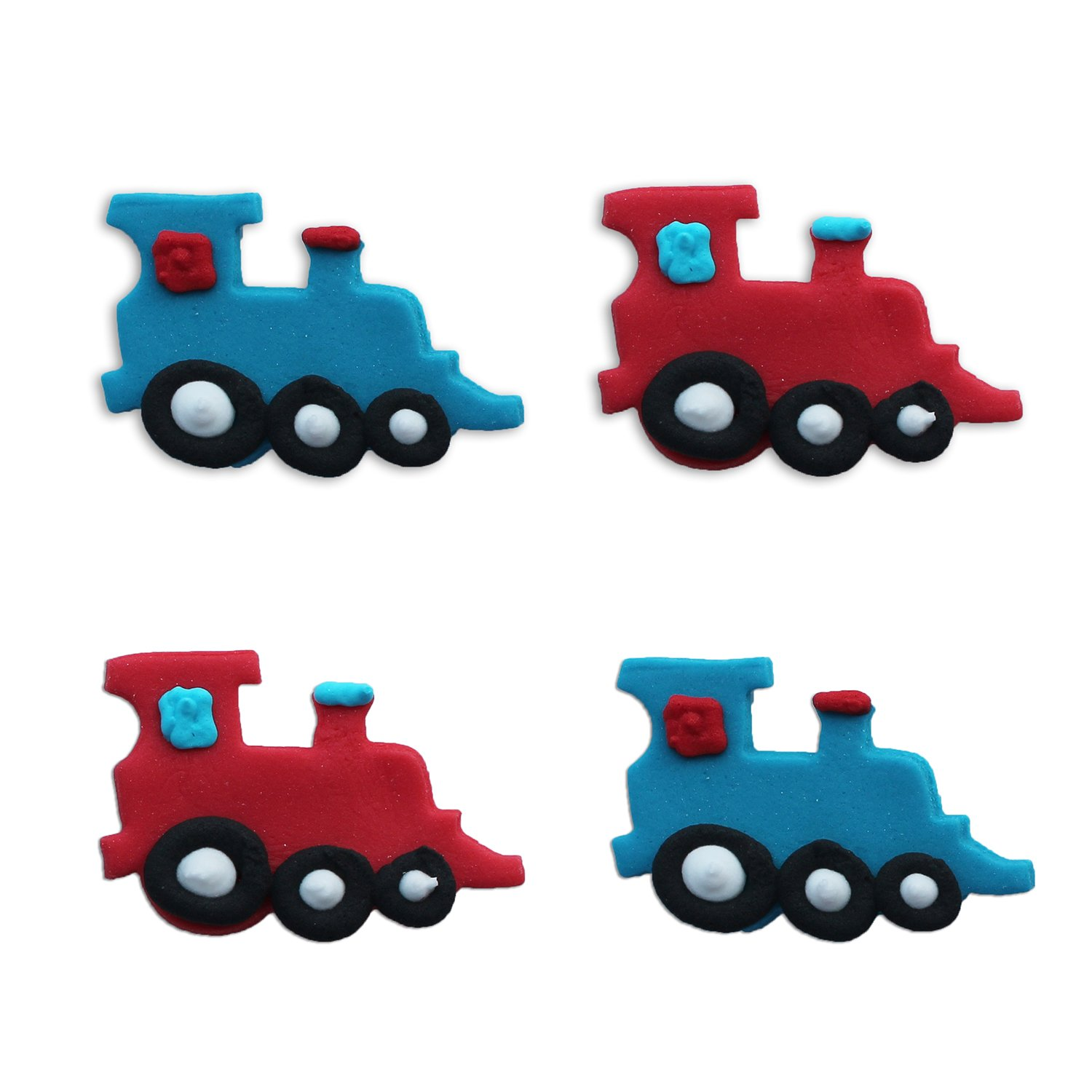 Train Sugarcraft Toppers
