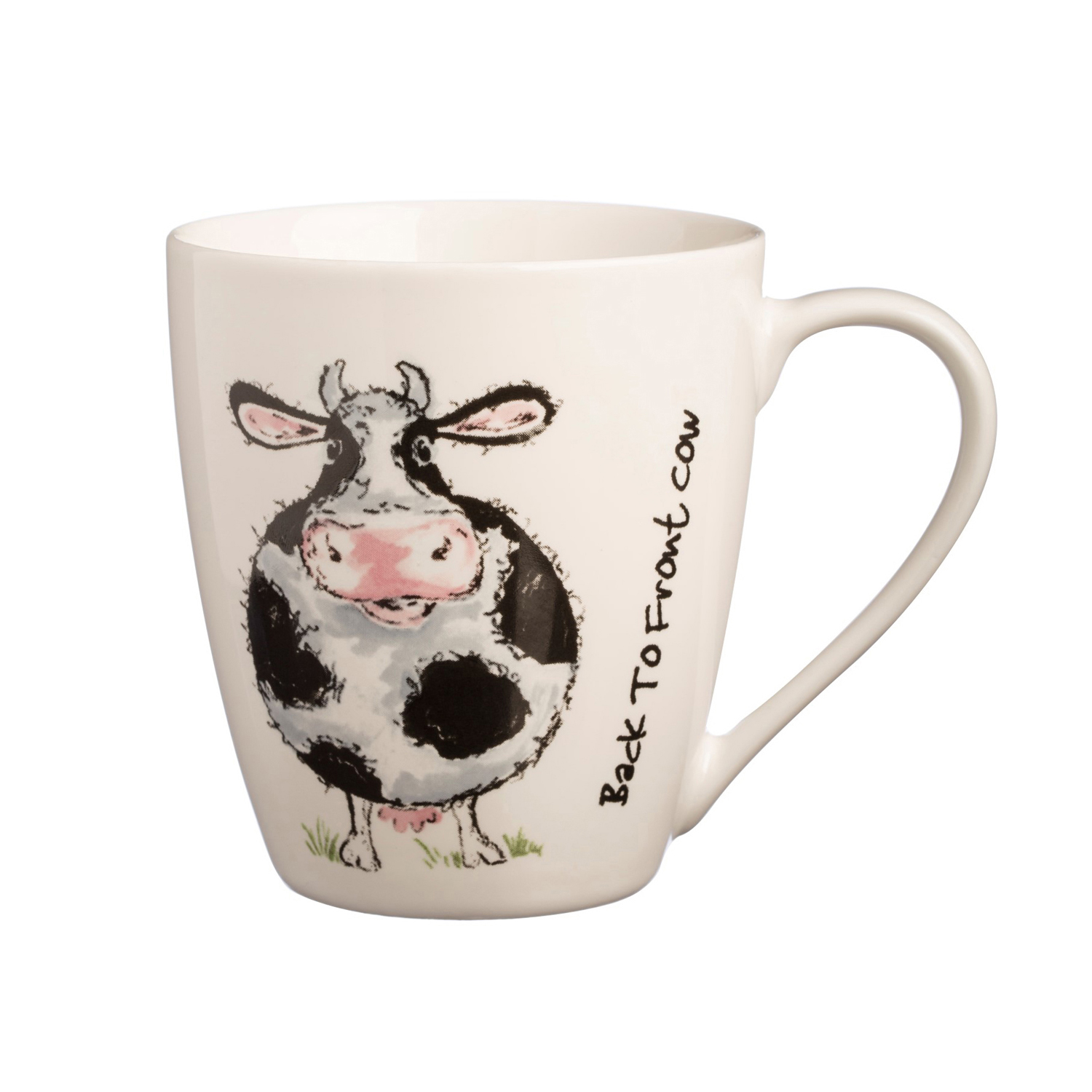 Price Amp Kensington Back To Front Cow Mug Home Store More