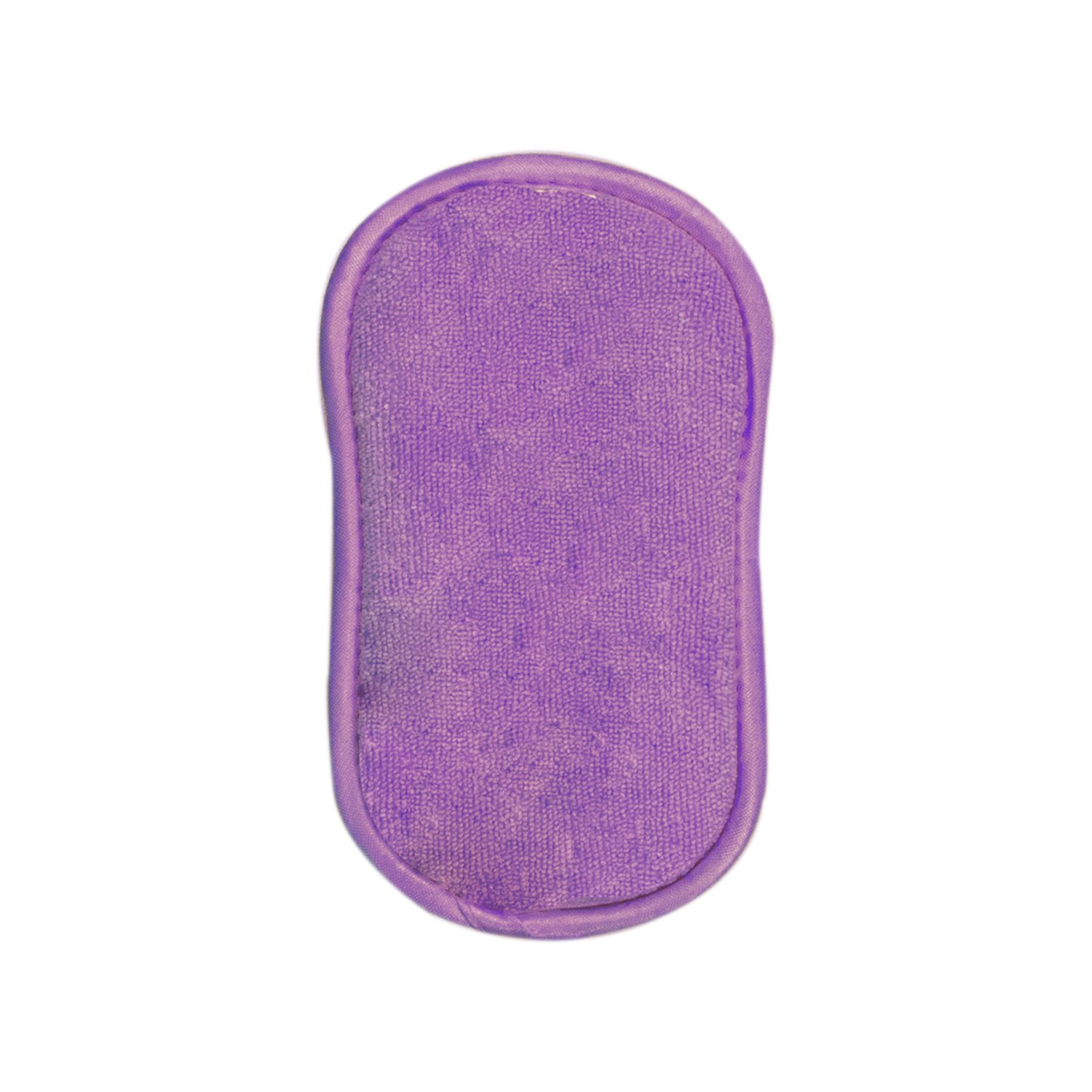 Gleam Clean Microfibre Cleaning Pad - Purple