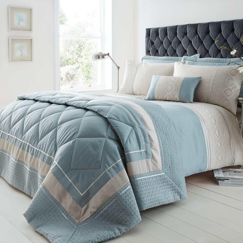 Luxury Geo Duvet Cover Home Store More