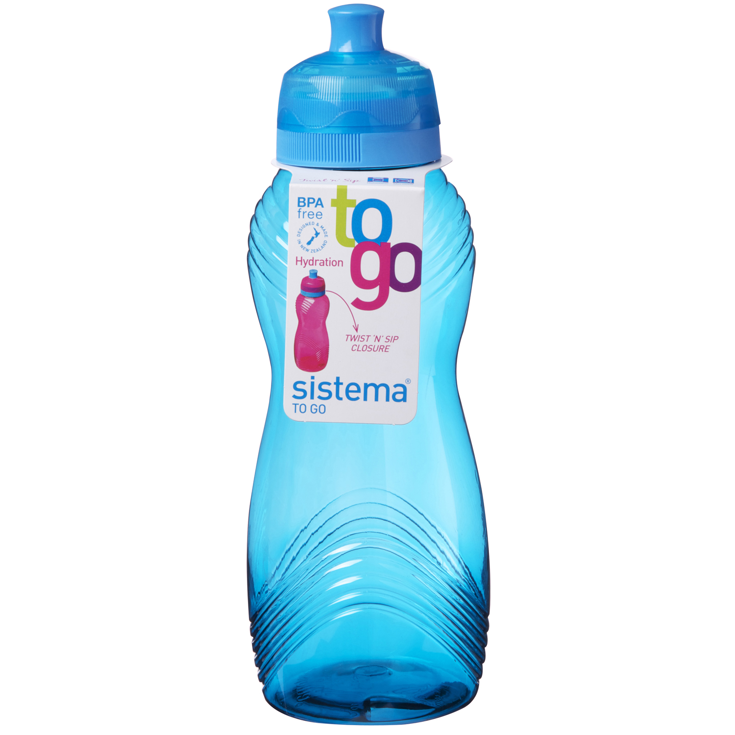 Sistema Wave Bottle 600ml - Home Store + More