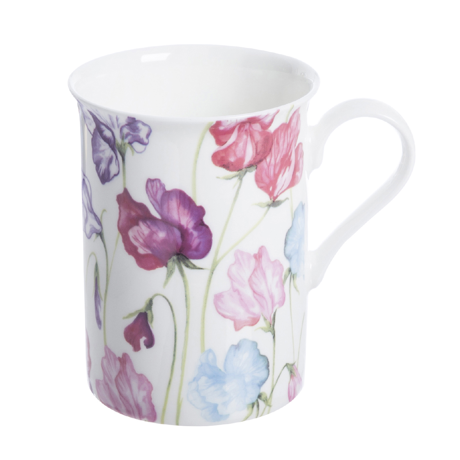 Viola Sweetpea Bone China Mug