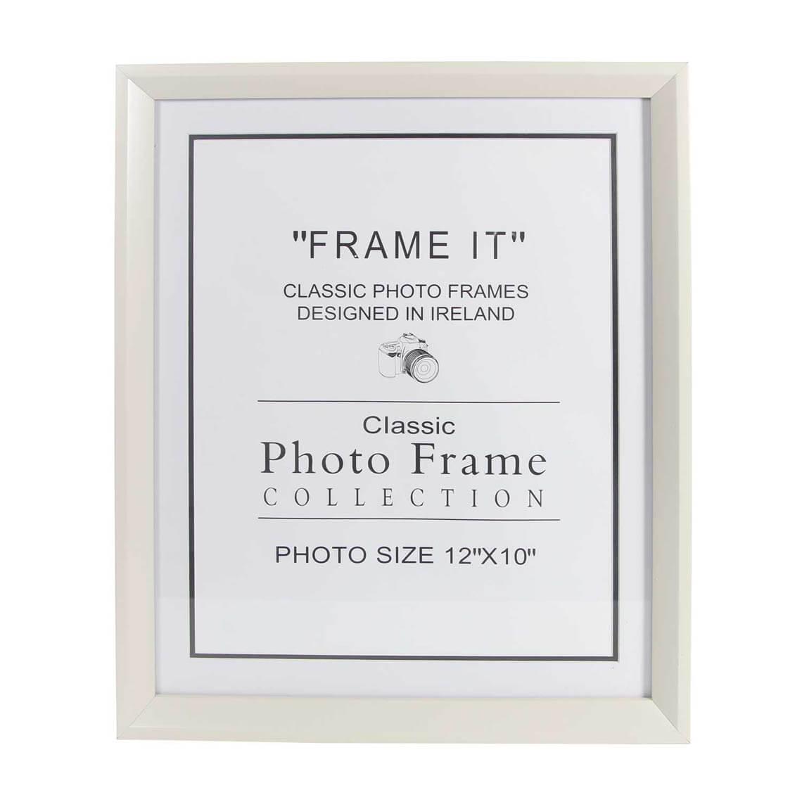 Cream Photo Frame 10\