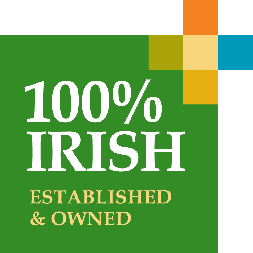Happy to be Irish